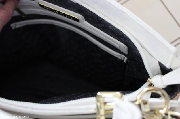 compartment of Olivia + Joy bag