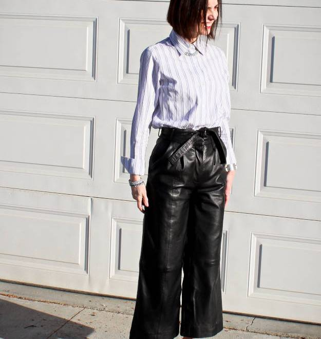 #over40 #over50 culottes   High Latitude Style   http://www.highlatitudestyle.com