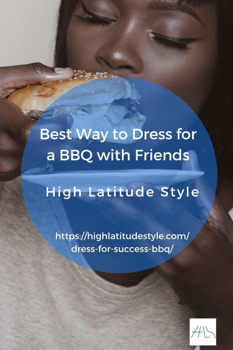 Best Way to Dress for a BBQ with Friends