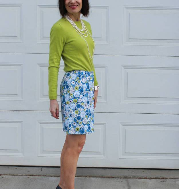 #over40 #over50 spring work outfit | High Latitude Style | http://www.highlatitudestyle.com