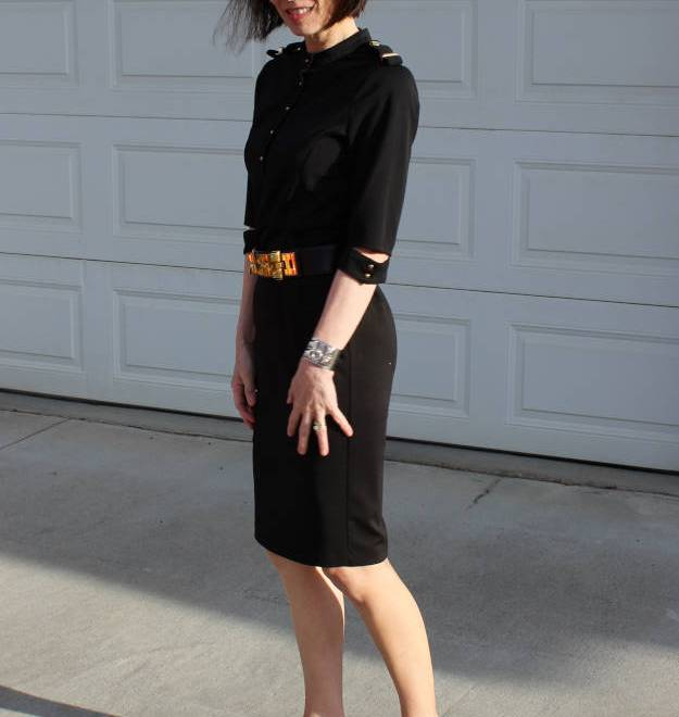 #40 #50 LBD for party | High Latitude Style | http://www.highlatitudestyle.com