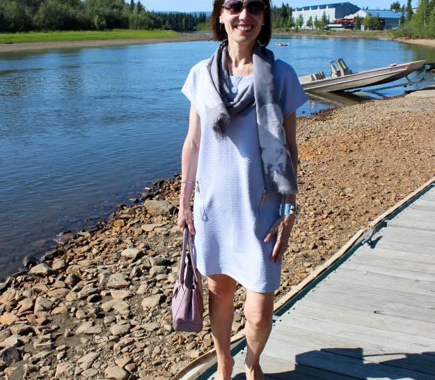 #IndieHicks Siren scarf | High Latitude Style | http://www.highlatitudestyle.com