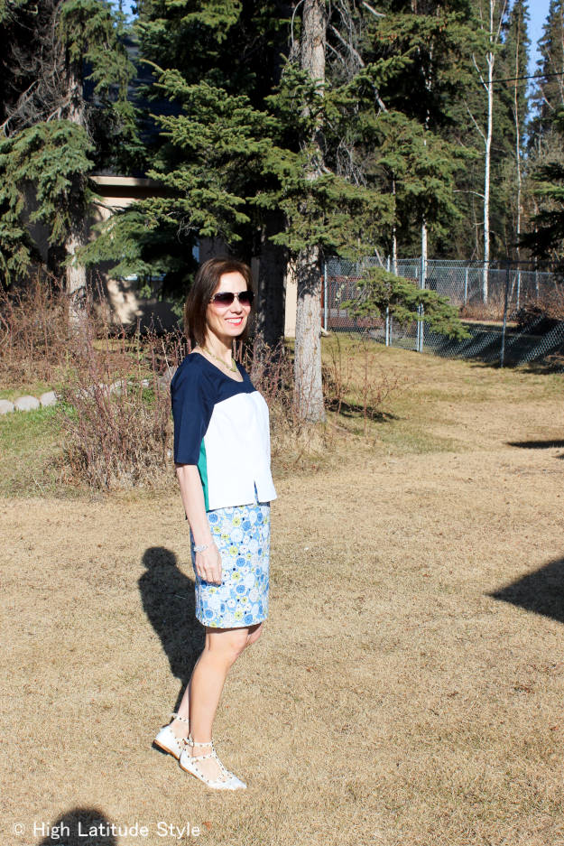 #over40 #over50 summer sporty outfit | High Latitude Style | http://www.highlatitudestyle.com