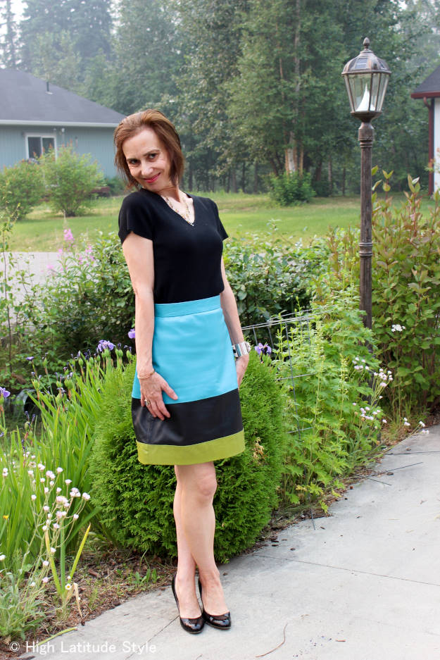 #over50fashion #over40fashion work outfit   High Latitude Style   http://www.highlatitudestyle.com