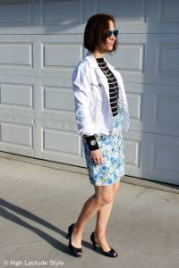 #40 #50 work outfit for Casual Friday | High Latitude Style | http://www.highlatitudestyle.com