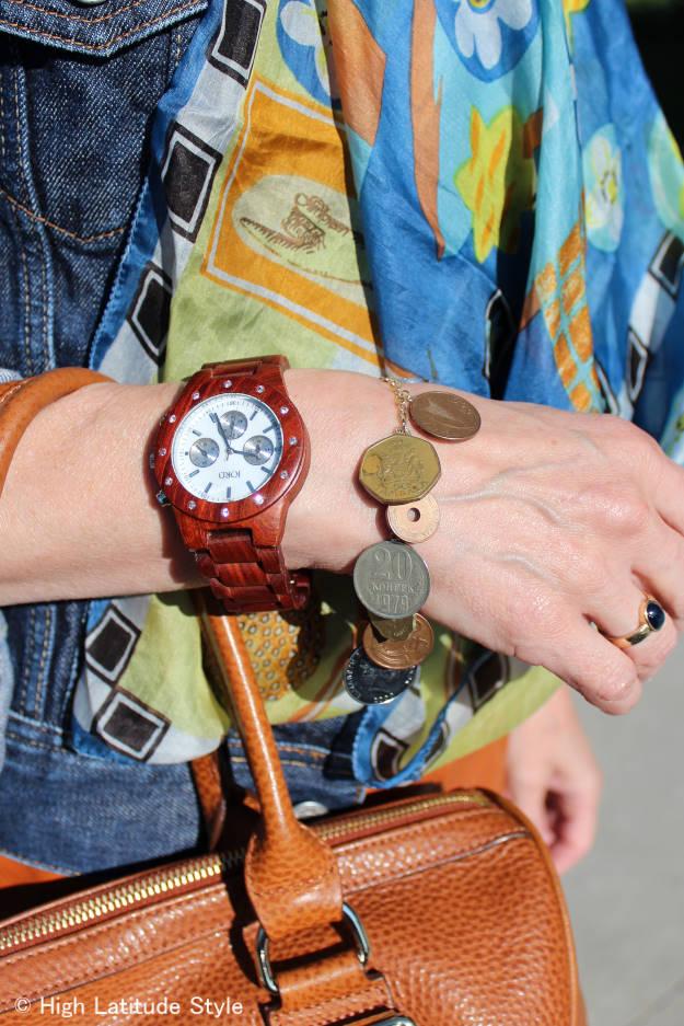 #uniquewatch #woodenwatch details of wooden watch