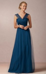 #AisleStyle What to wear to a Black Tie wedding: Bridesmaid dress | High Latitude Style | http://www.highlatitudestyle.com
