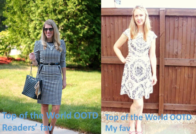 #linkup #fashion Top of the World OOTD Readers' Fav and My Fav. Join the Top of the World Style fashion linkup party every Thursday