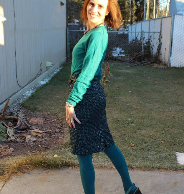 #fashionover40 #fashionover50 OOTD at the Top of the World Style fashion linkup party @ High Latitude Style @ http://www.highlatitudestyle.com