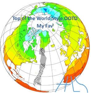 Top of the World OOTD My Fav logo