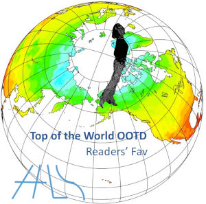 Top of the World OOTD Readers Fav logo