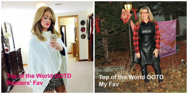Top of the World OOTD at the High Latitude Style linkup party