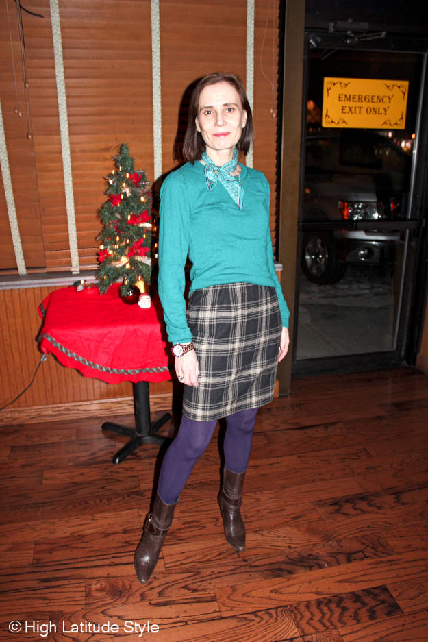#Alaskalifestyle #fashionover40 mature Alaskan winter outfit
