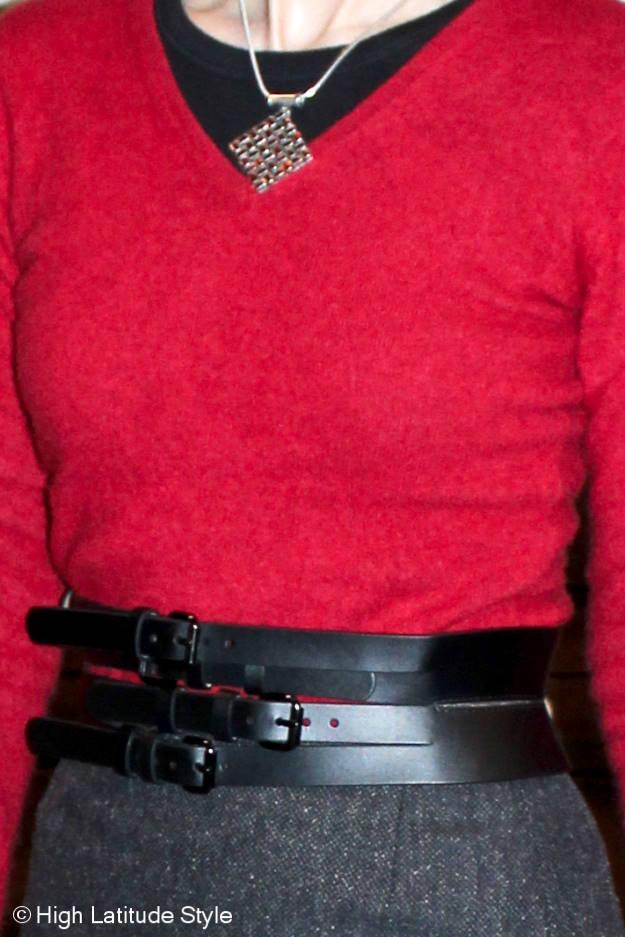 #accessories statement belt