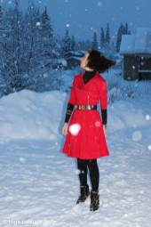mature fashion at the Top of the World Style linkup part at High Latitude Style