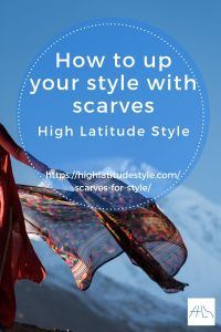 Ultimate guide how to up your style with scarves