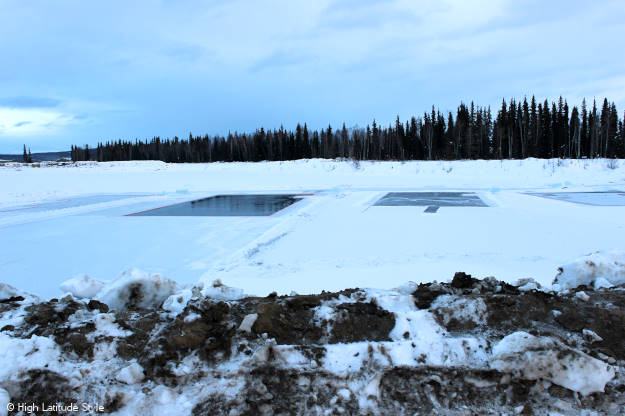 #travel frozen pond for harvesting ice more