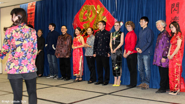 group photo of models wearing Chinese clothes @ http://www.highlatitudestyle.com