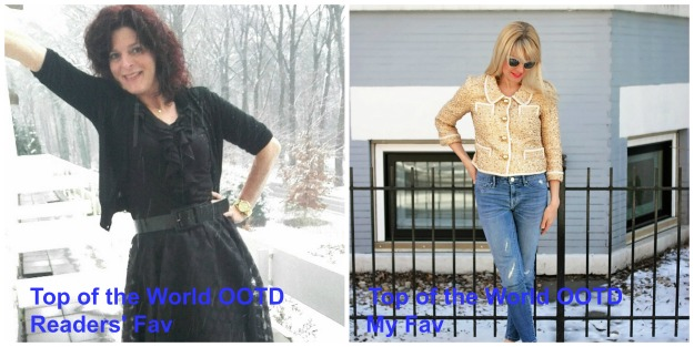 #linkup Top of the World OOTD at the Top of the World Style weekly linkup part