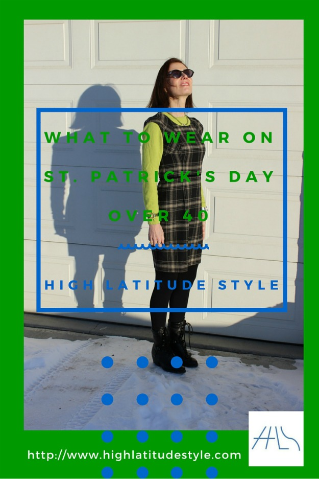 #fashionover50 Effortlessly chic outfit inspirations for St. Patrick Day