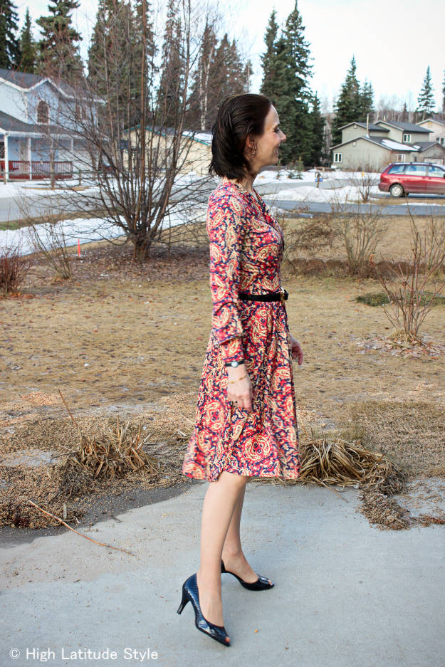 #maturestyle Commencement outfit suggestions for women in midlife