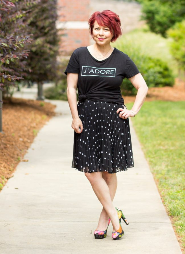 #AgelessStyle #Linkup every first Tuesday of a month
