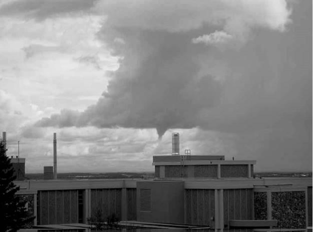 #FocusAlaska funnel cloud over Fairbanks, AK in Best posts of May