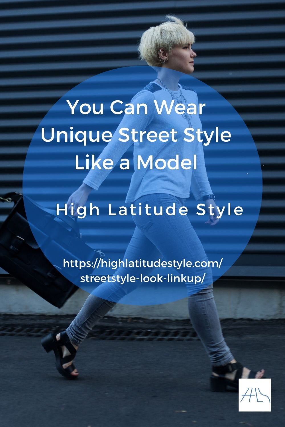 You Can Wear Unique Street Style Like a Model