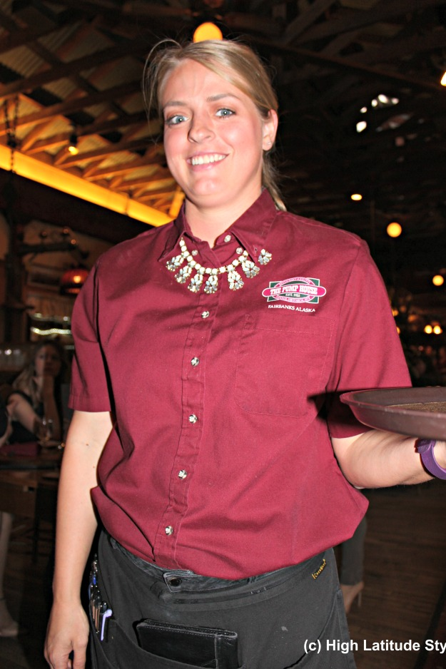 #styling stylish waitress