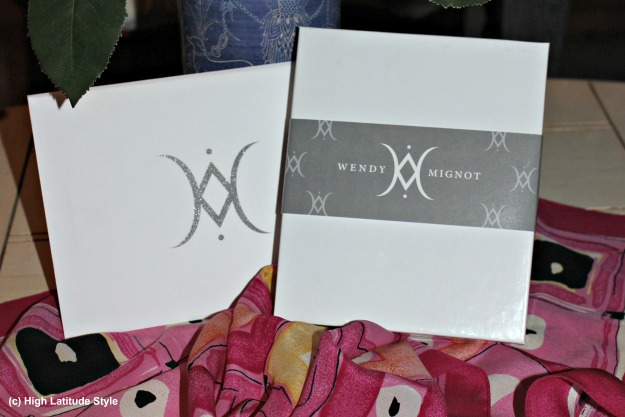 #breastcancersurvivor Gift box and certificate of authenticity