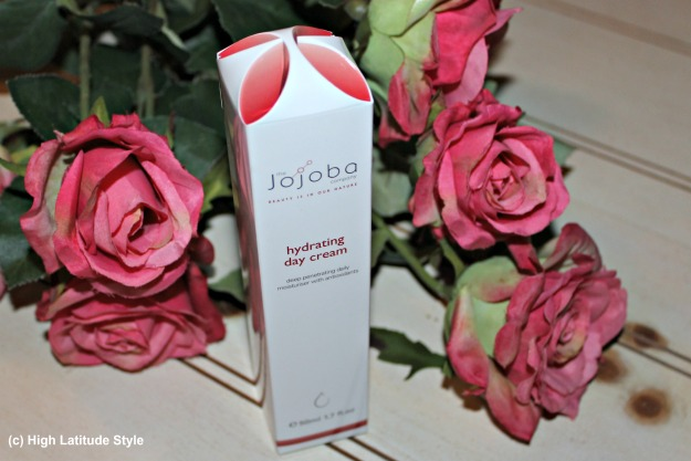 Jojoba hydrating day cream