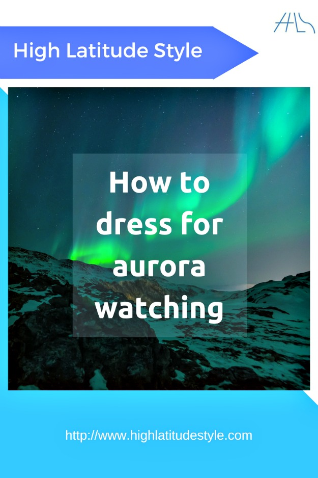 #travel How to dress for aurora watching