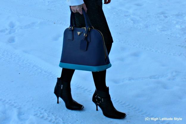 beautiful Prada bag
