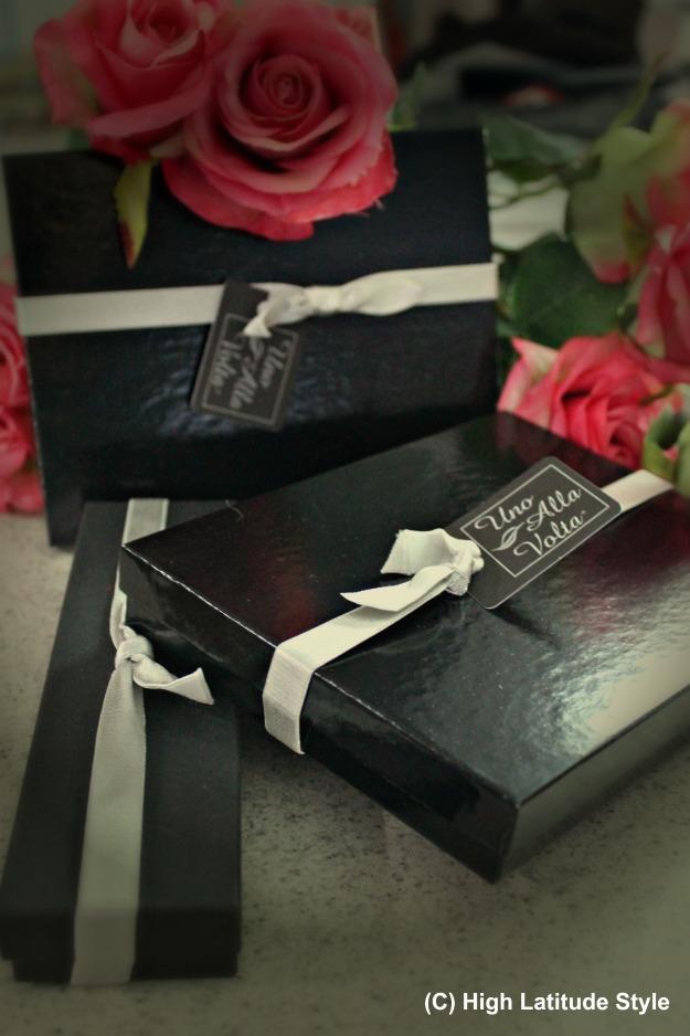 #UnoAllaVolta gift boxes