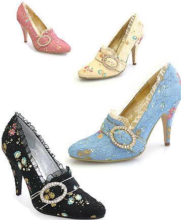 Romantic Annette shoes