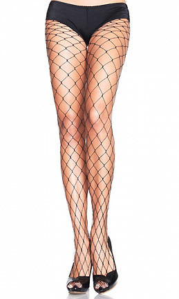 #trends Found fashion bloggers' It fence pantyhose at 3 Wishes