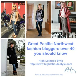 Style experts' secrets unvealed how to look chic in Pacific Northwest  weather
