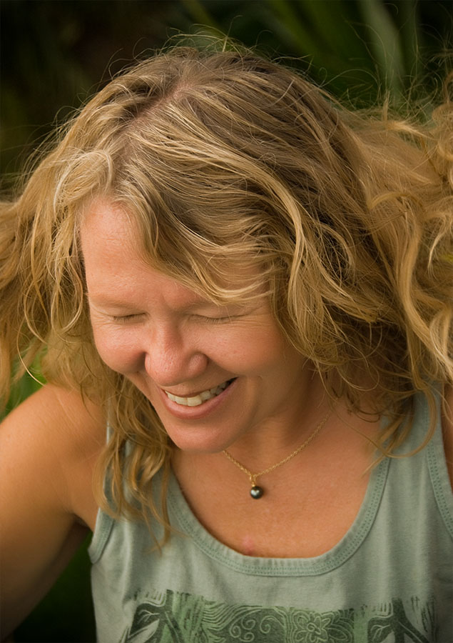 Lynette Shepard, blogger at Menopause Goddess Blog