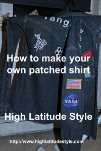 How You Can Make a Great Unique Patched Shirt