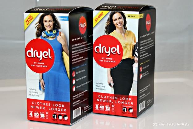 #iDryel starterkit and refill