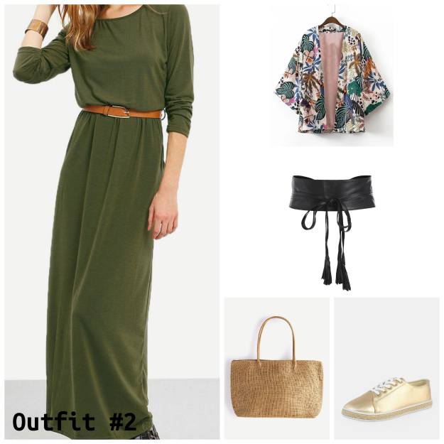 fashion over 50 vacation outfit suggestion