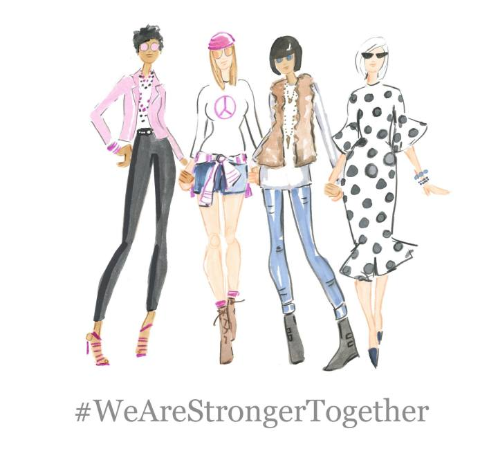 bridging the gap - we are stronger together