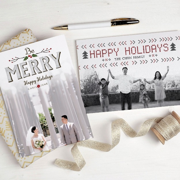 Basic Invite holiday greetings