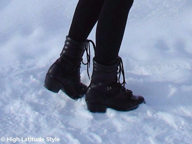 #shoes Double-H lace-ups