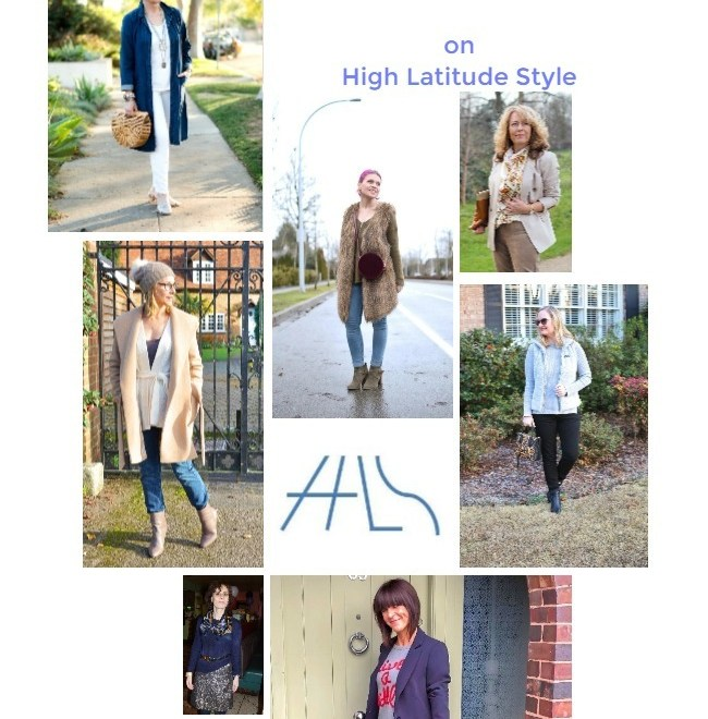 #fashionover50 7 bloggers' style secrets on posh chic outstanding looks in all neutral colors