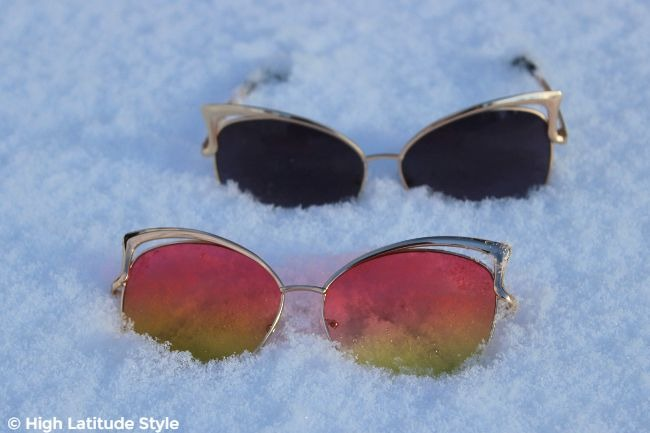 #accessories two pairs of Ed Hardy Steger sunglasses #AddictedBrands