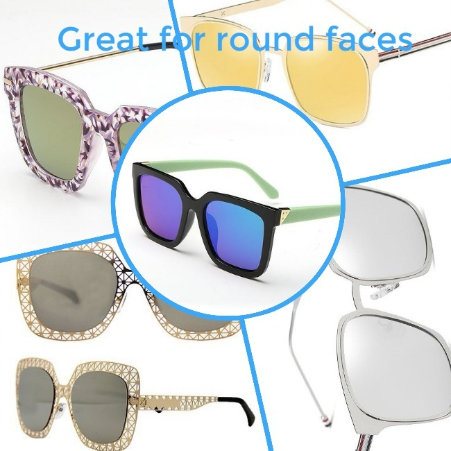 #fashionover50 frames for round faces