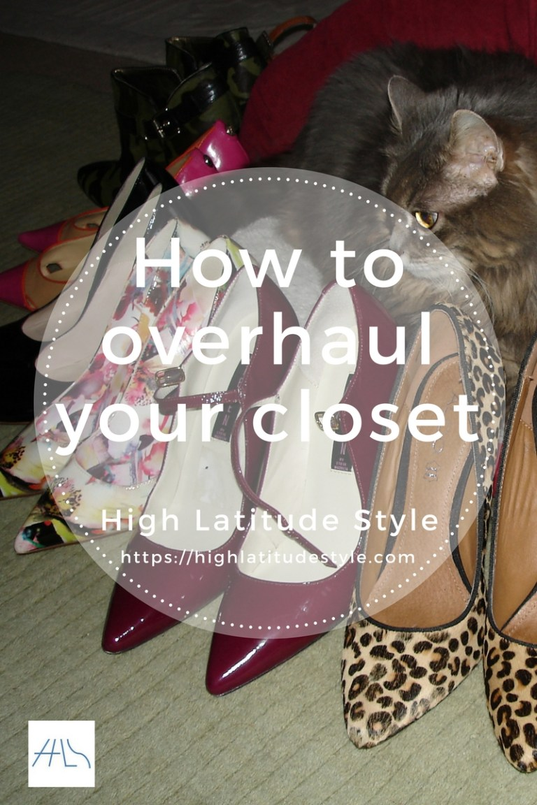 17 easy steps to a successful closet overhaul