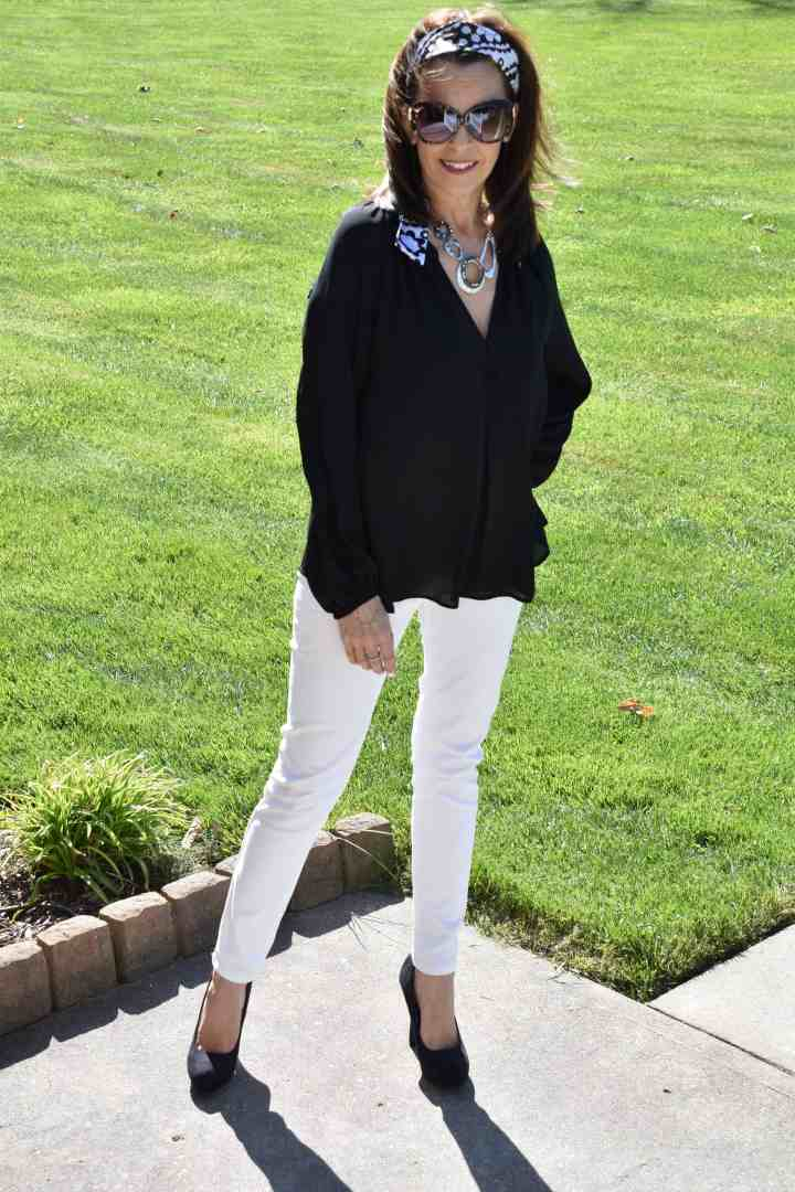 #linkup Top of the World OOTD Readers' Fav Susanne of Thompson Hill