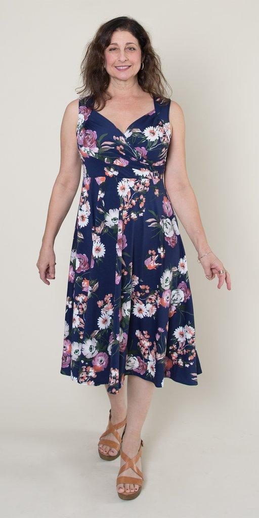 #styleyourshape dress for full bust